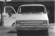 The van at the motel was traced to John Birges.<br />The California License plate matched the van seen by a South Lake Tahoe motel manager the morning before the bombing.